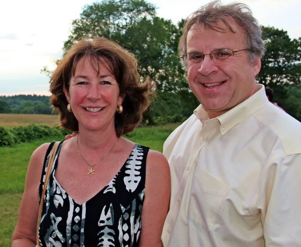Paul and Rosemary