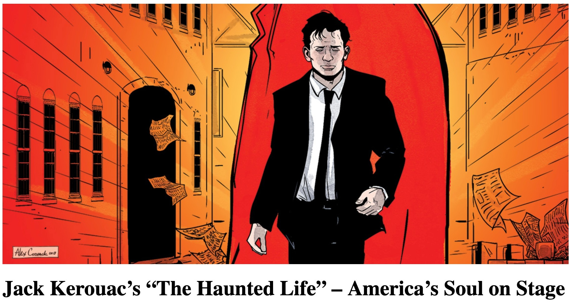 NEW - Kerouac's Haunted Life