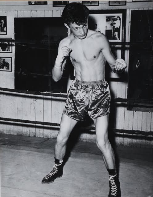 Jackie Brady, 1964 Greater Lowell Golden Glove 112 lb. Novice Champion; 1964 112 lb. New England AAU Champion. (photo and data courtesy boxrec.com)
