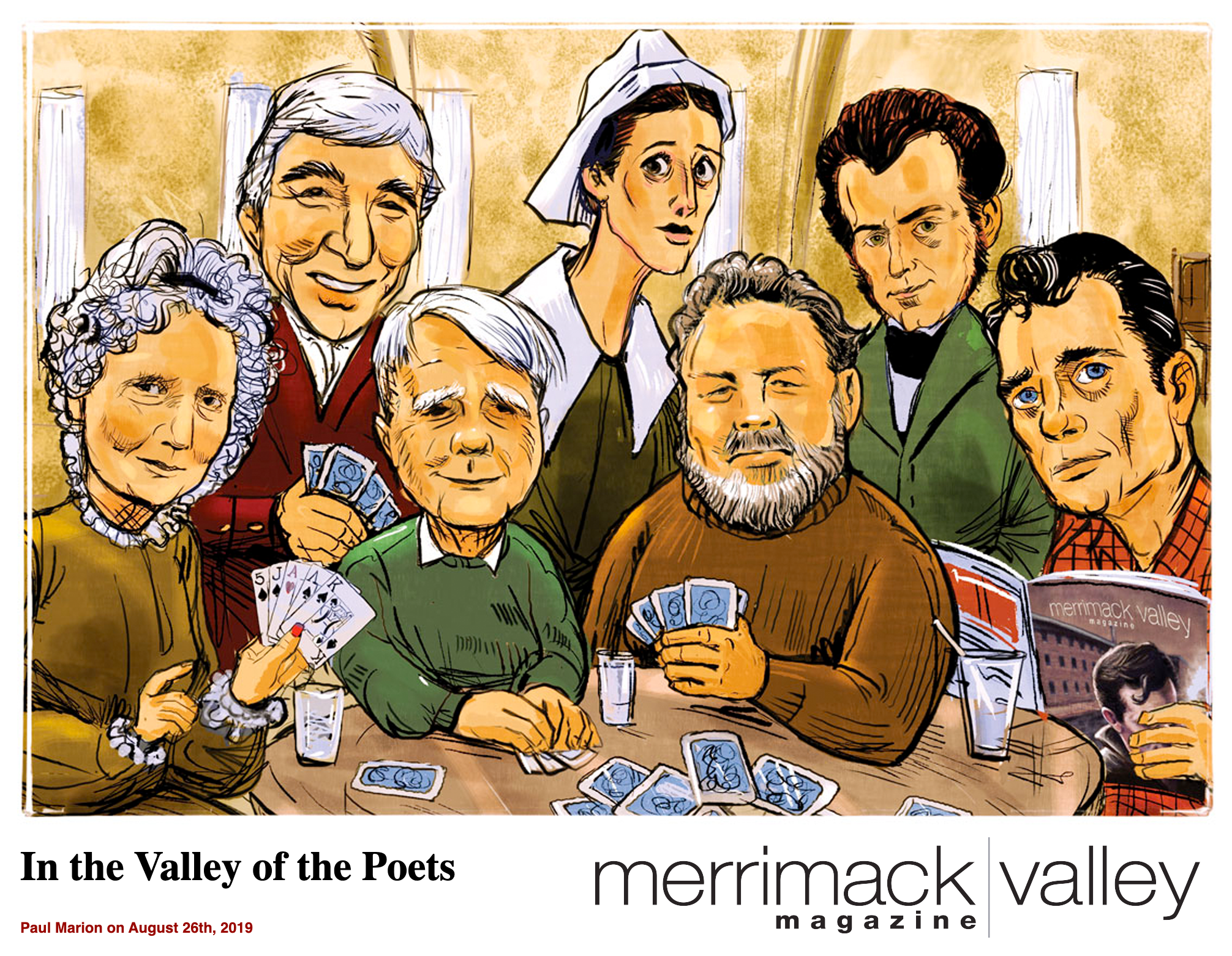 In the Valley of the Poets
