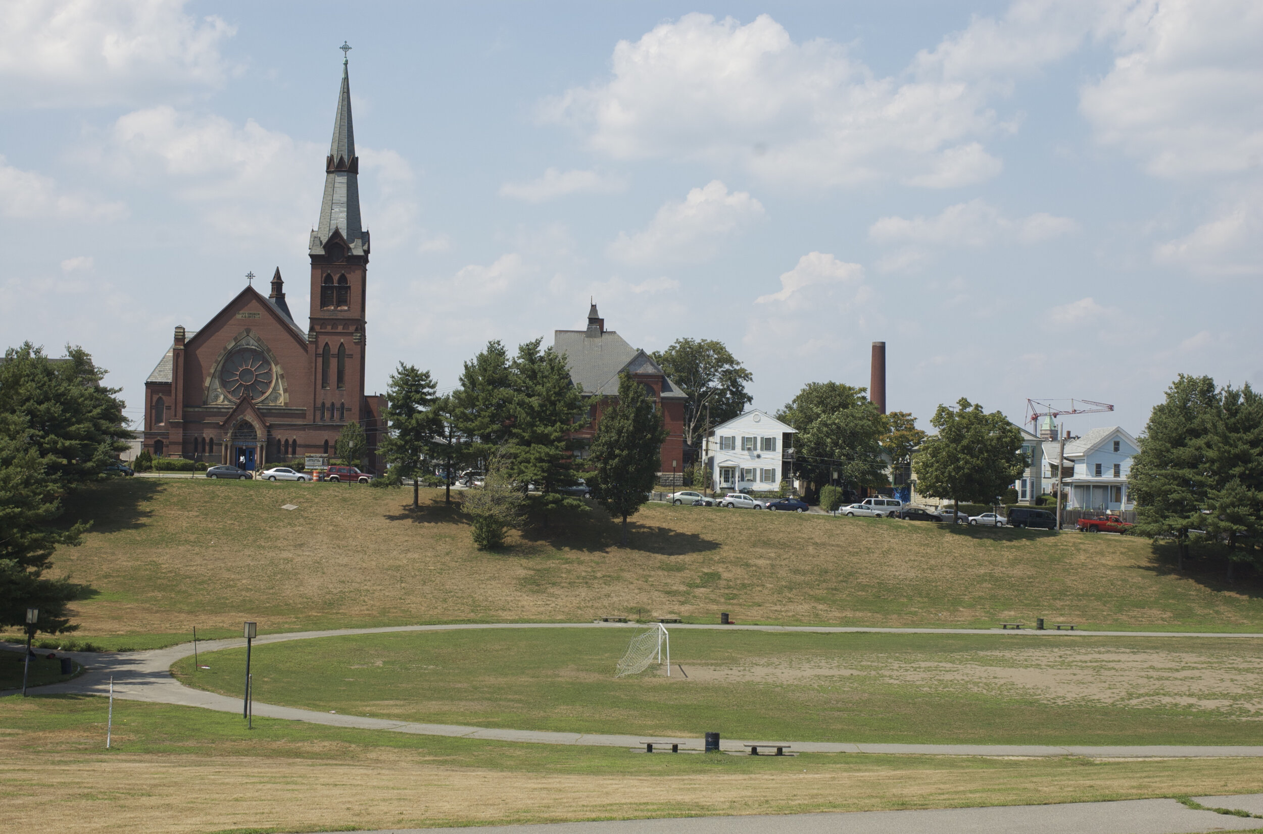 South Common, Lowell, Mass., courtesy of Wikipedia.com