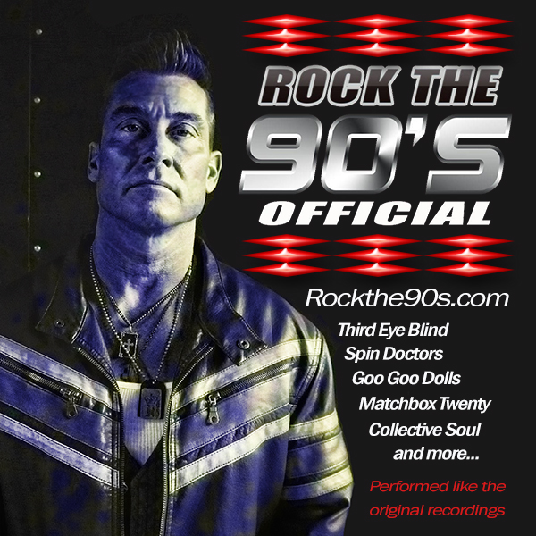 Rock the 90s Cover Band Tribute