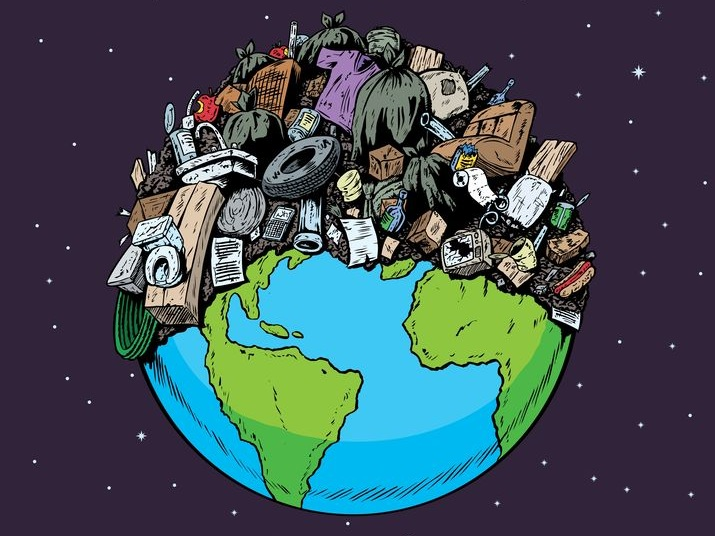 Convenience is the driving force of the pollution that is suffocating our one and only planet.