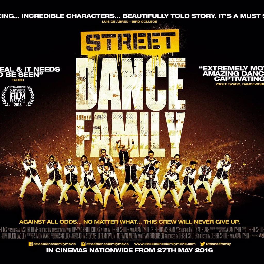 Street Dance Family (A. Tysoe)