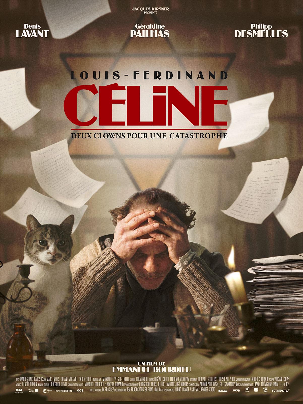 Céline, deux clowns pour une catastrophe