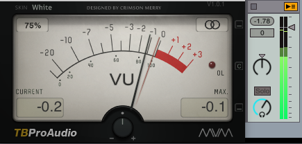 Why you need VU meters [free plugin] — Mixitecture™