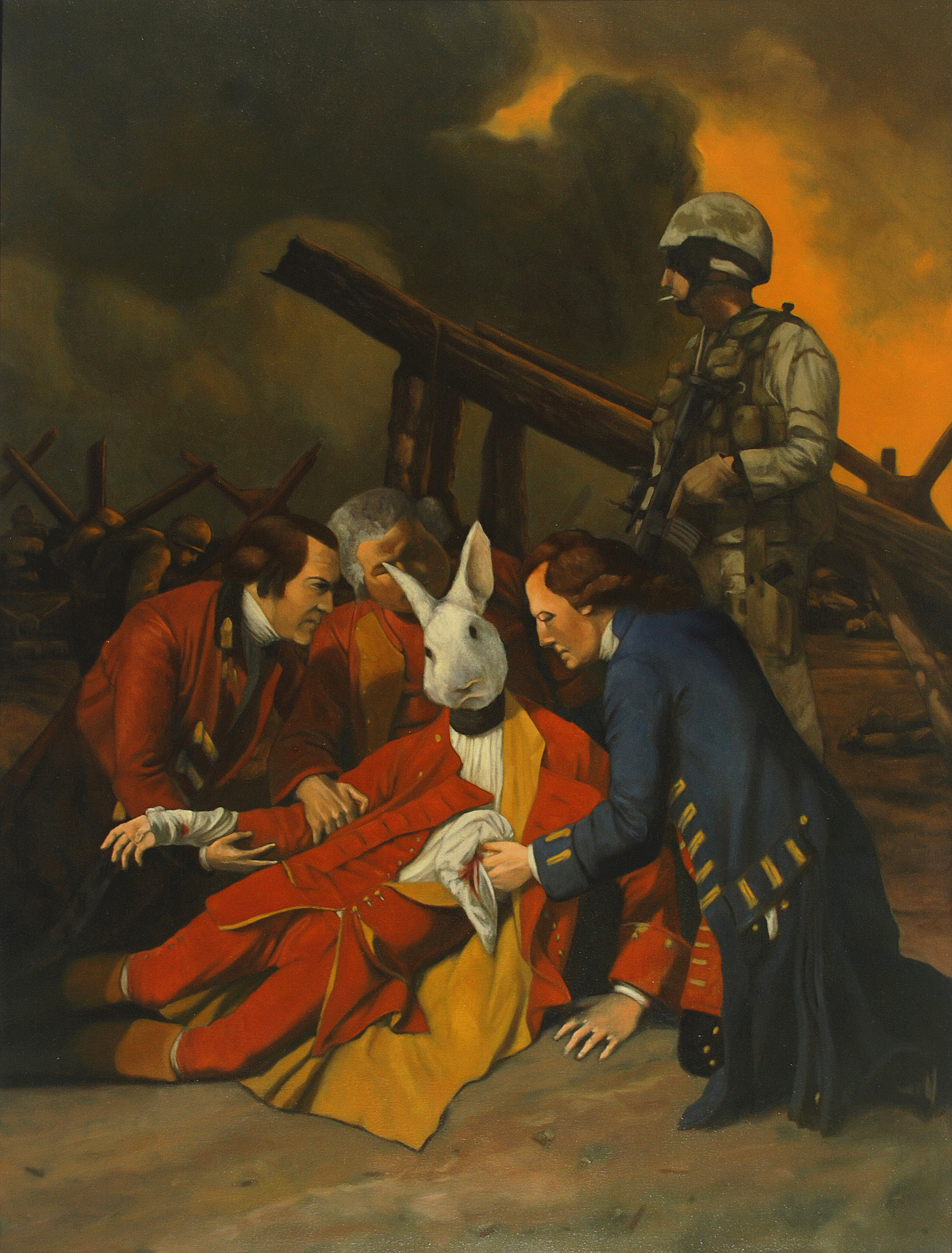 The Death of General Rabbit