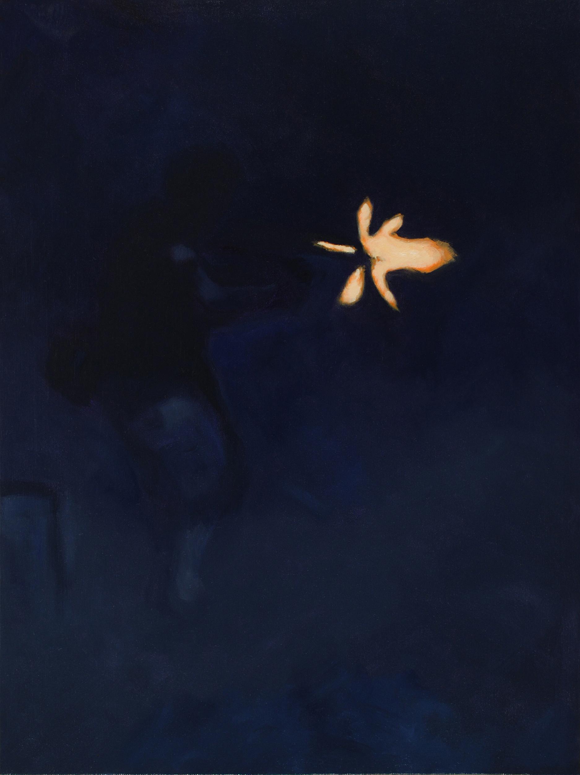 The Nighthawks (after Edward Hopper)