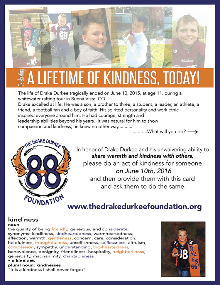 Act of Kindness Day
