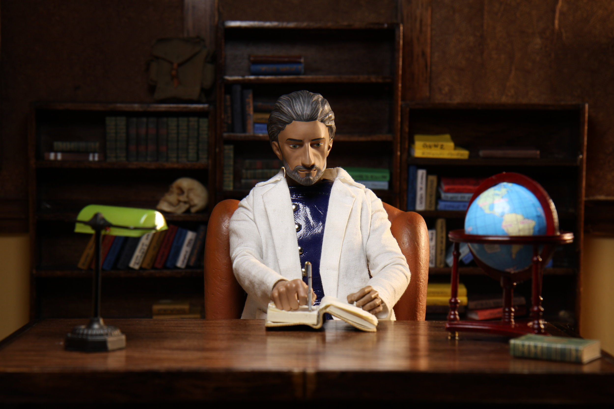 DR. HAVOC'S DIARY :Coming Soon to TruTV