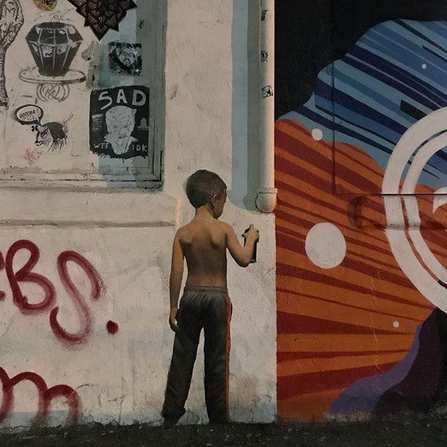 I'll miss the street art. LA has it absolutely everywhere. #streetart #murals #citylife #cityliving #byeLA