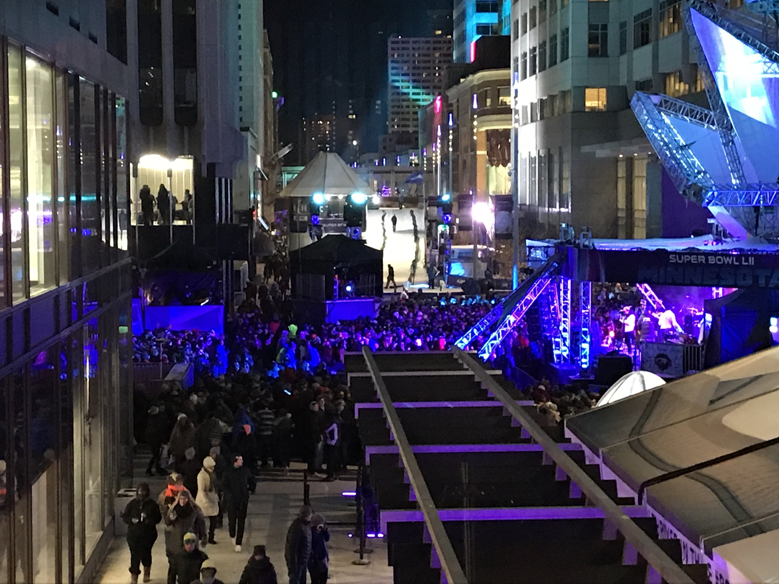 Super Bowl Live Concert Series