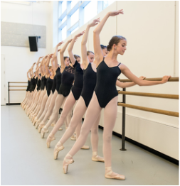 CLASS WITH ELLISON BALLET