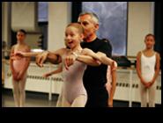 ABT'S NATIONAL TRAINING CURRICULUM AND BALLET CLASS