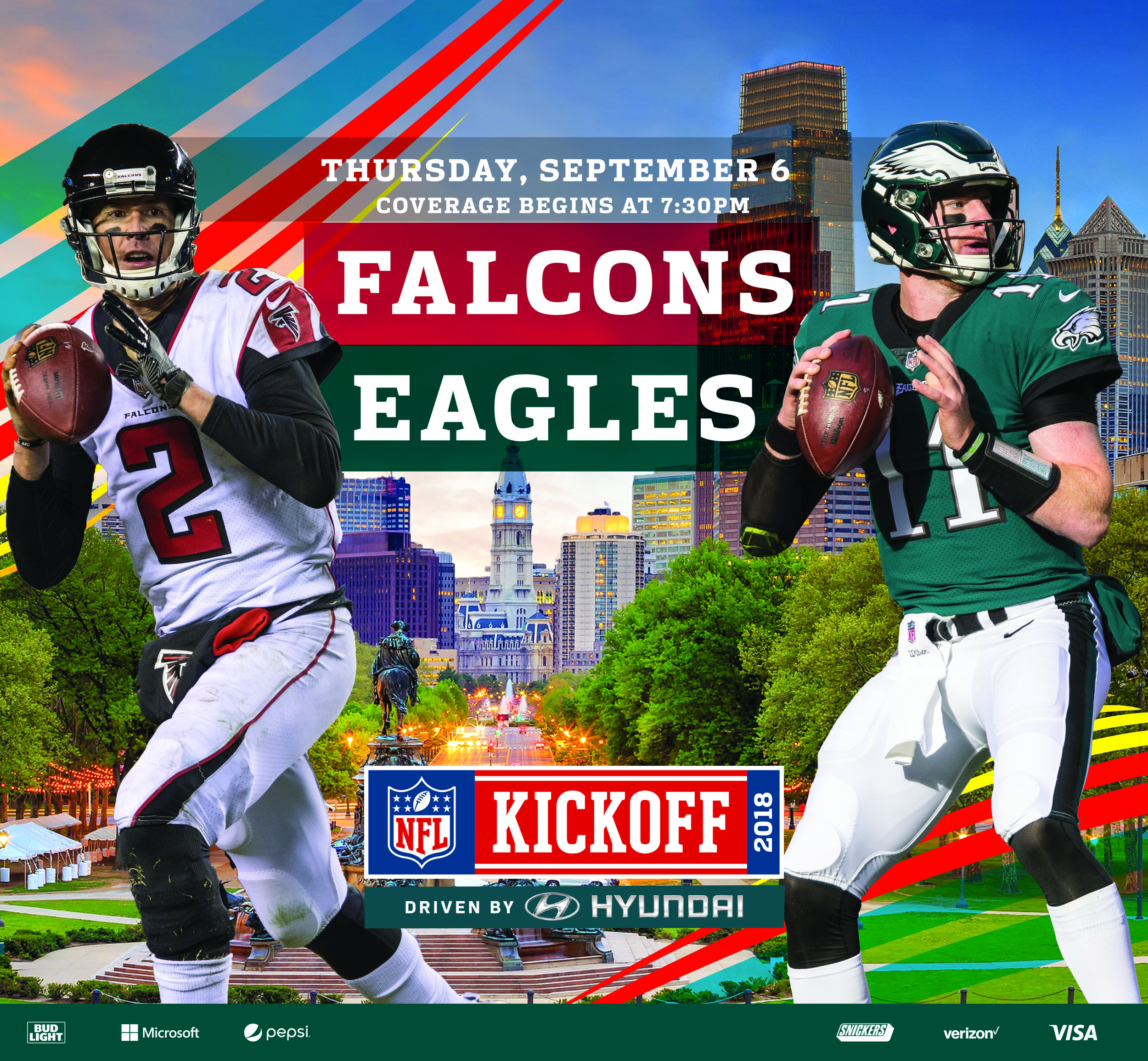 NFL Kickoff 2018