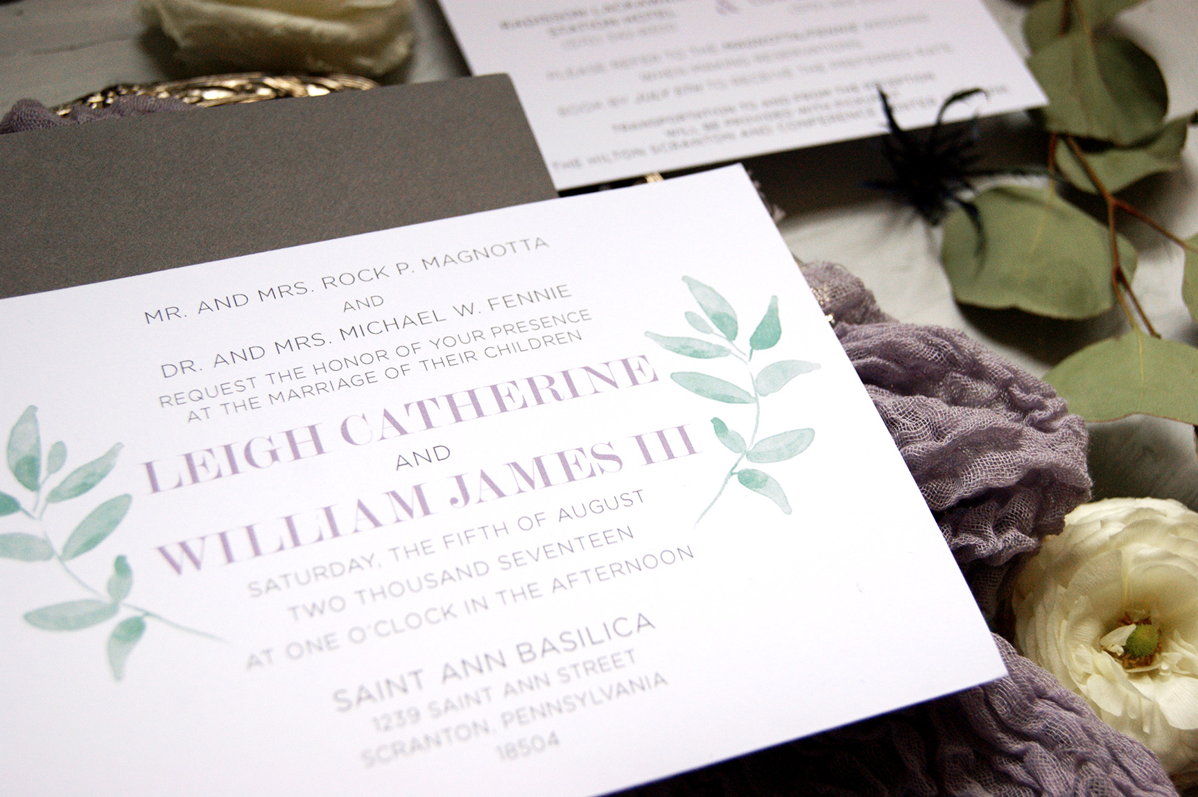 Wedding Invitation | Custom Wedding Invitation Design | Rustic Wedding Invitation | Wedding Stationery | Wedding Details