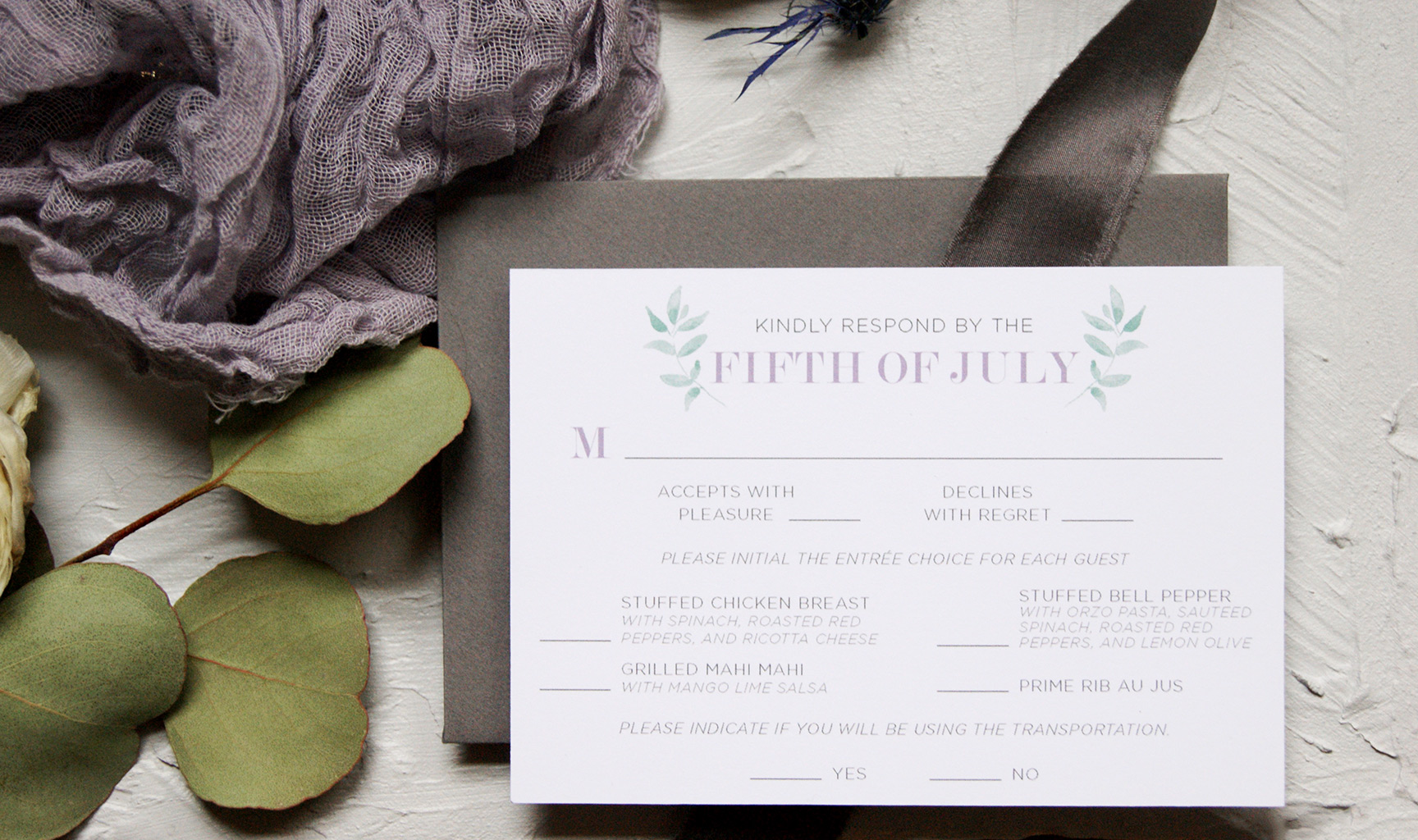 Wedding Invitation | Response Card | RSVP CARD | Custom Wedding Invitations | Wedding Stationery