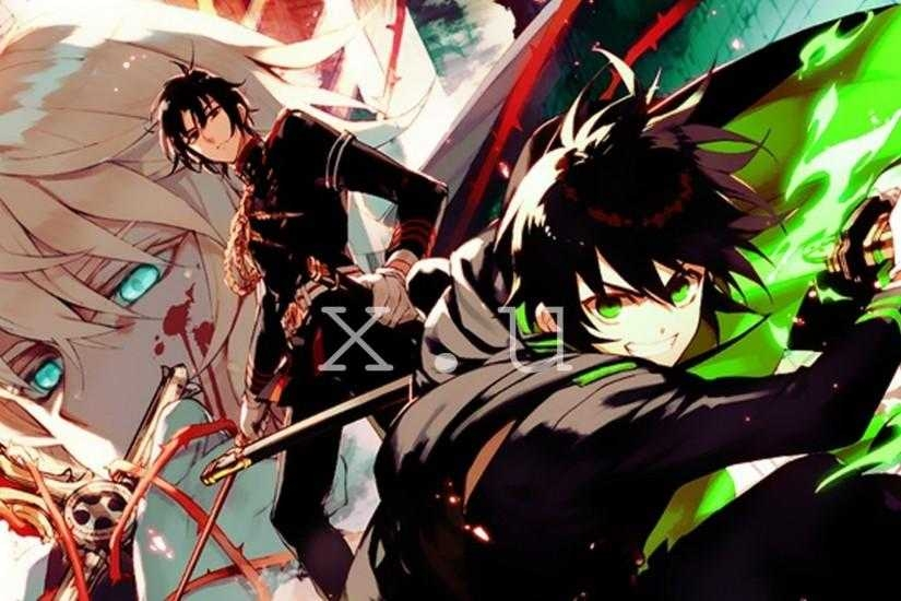 Anime Of The Week Owari No Seraph Seraph Of The End The
