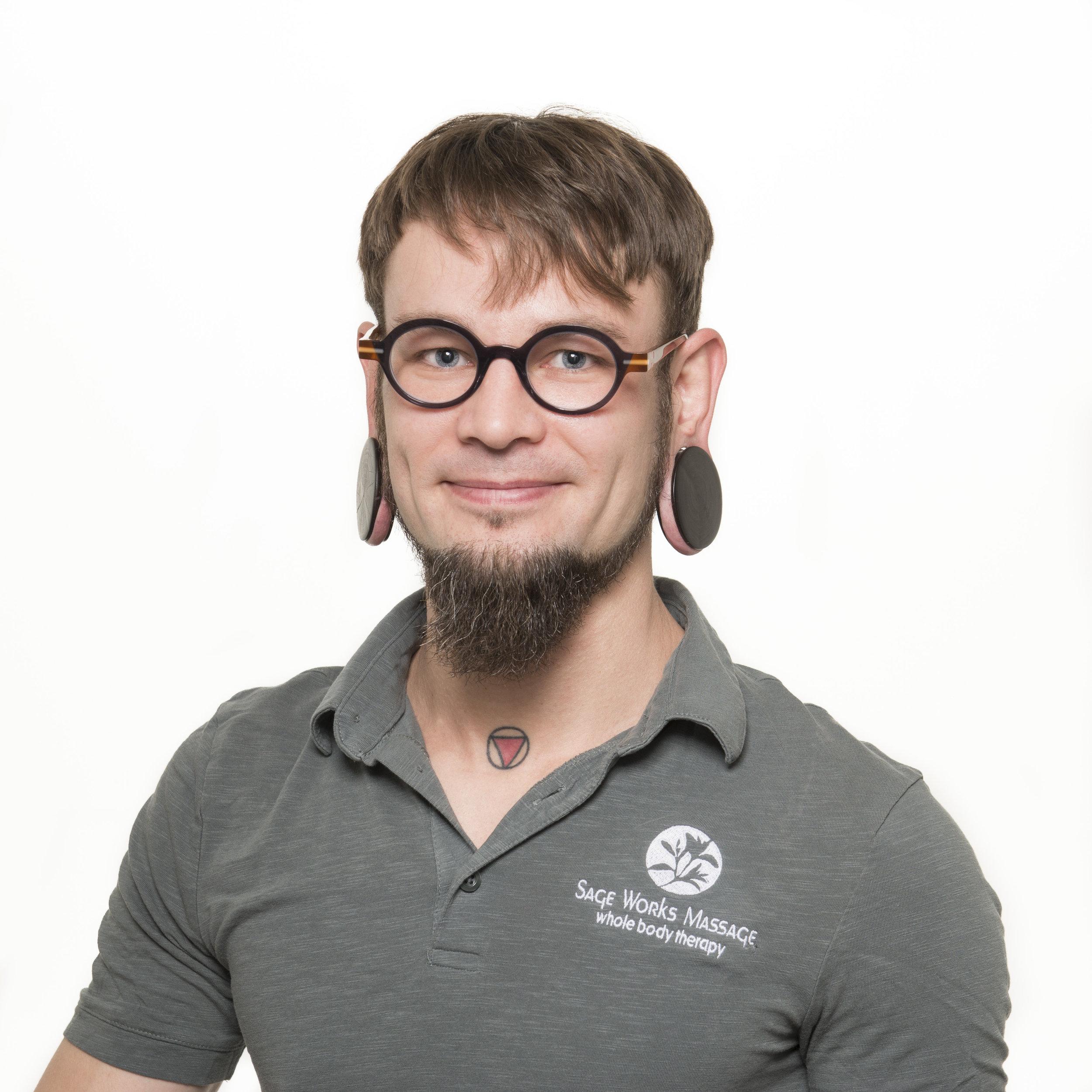 Jared Geurts - Owner and Practitioner at Sage Works Massage