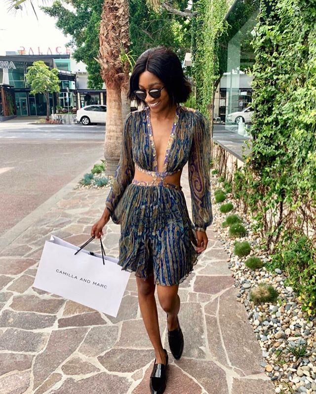 #Zimmermann Esplanade Rivet Dress.. dress it up or down it's up to you ✨