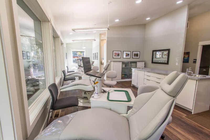 Rector Orthodontics clinic area, Braces, Invisalign, Bozeman, MT 59715