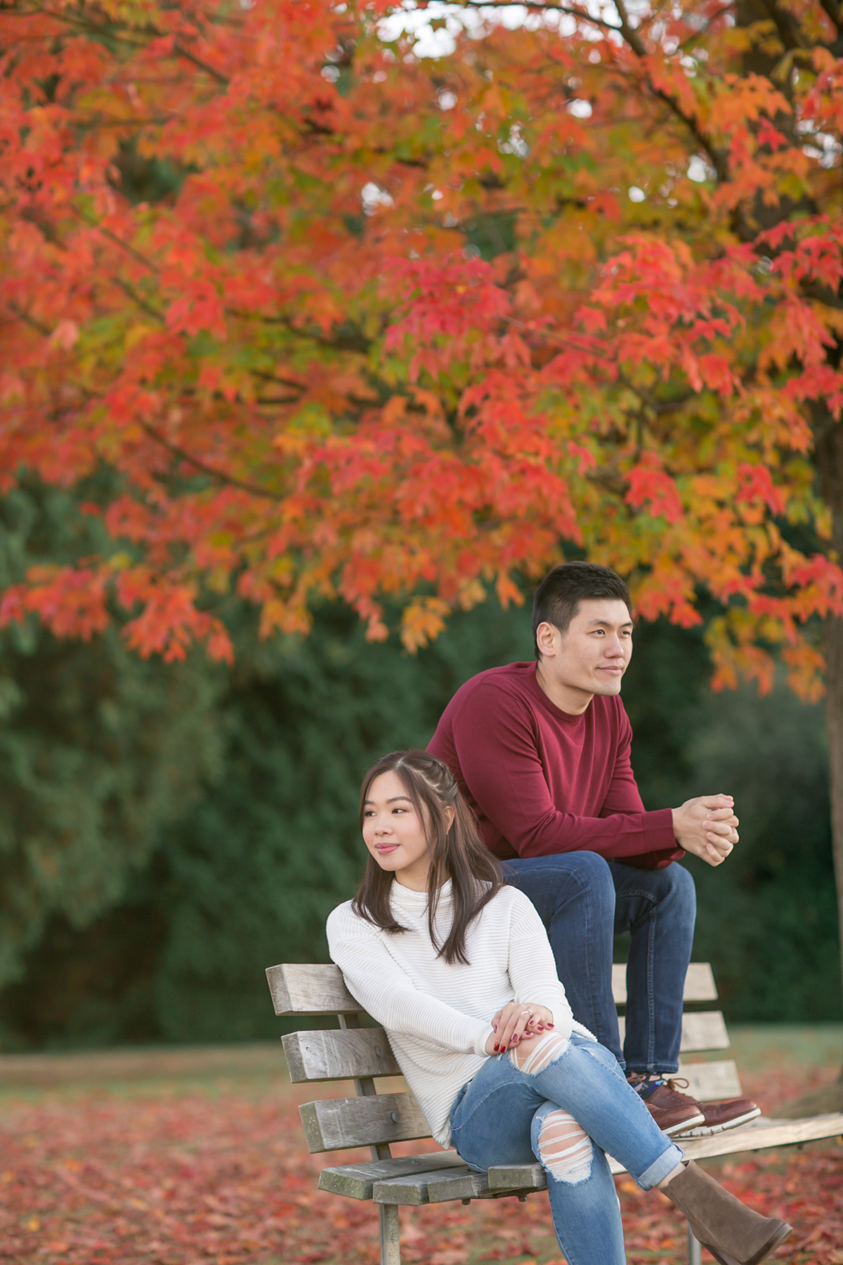 engagement-shoot-venues-vancouver-stanley-park-autumn