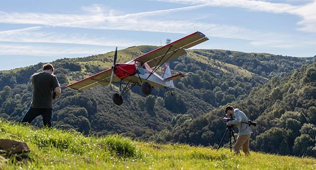 🛫 | #STOL #justaircraft #superstol #ursamini #redepic