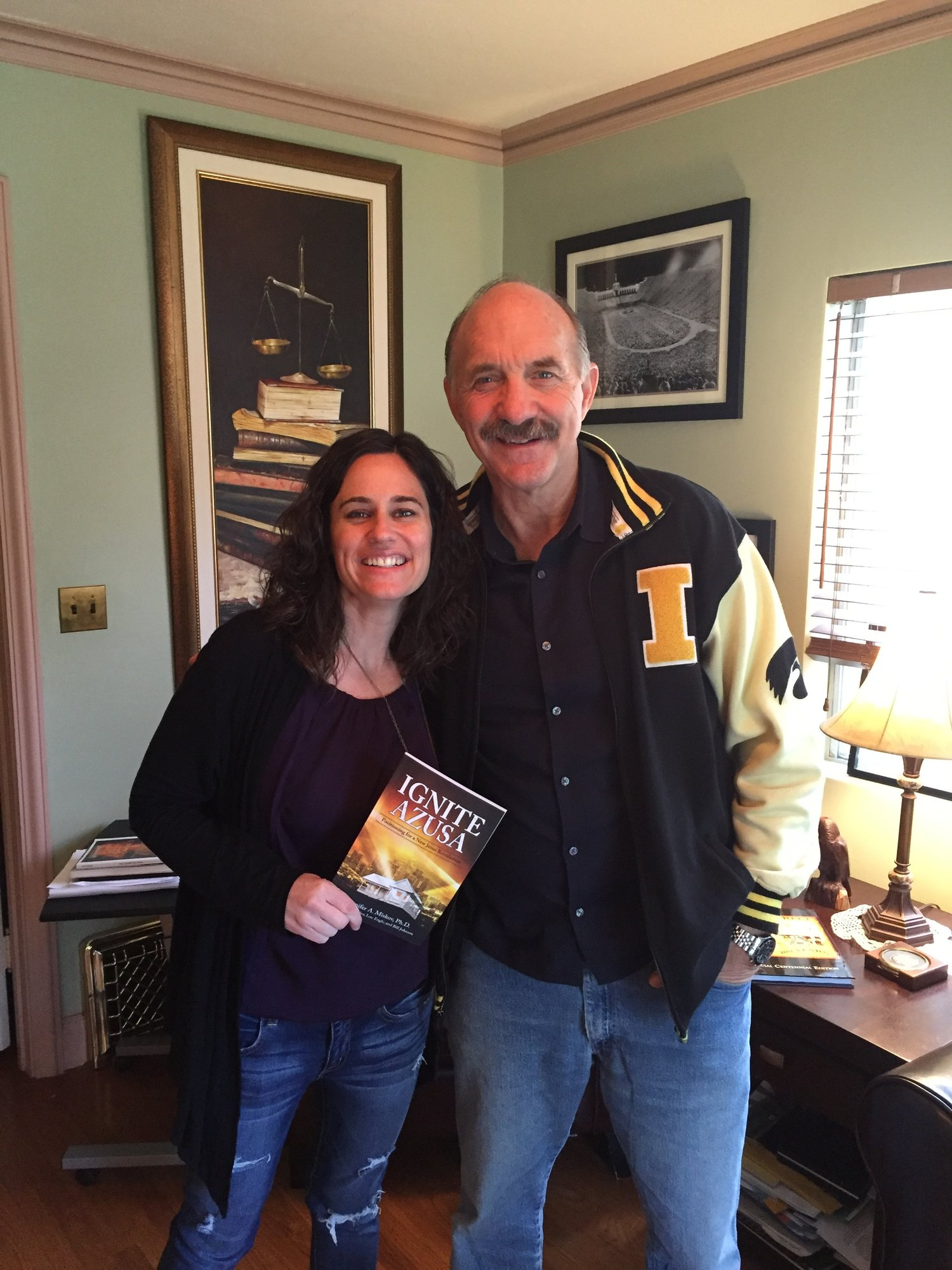 Transformation - Jennifer Miskov and I met in an old revival home in Oakland where Frank Bartleman, that great intercessor of Azusa, had prayed one hundred years before. I connected with a woman who carries a revivalist heart burning for the miraculous signs-and-wonders history of the great evangelist women of the past to be manifested today. This book will create faith and stir hunger for the deepest levels of union with God so that you and many others will walk in the kind of miracles that must be demonstrated today in our world. Read it and be transformed.