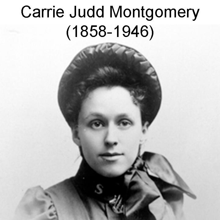Carrie Judd Montgomery and the development of Healing Homes