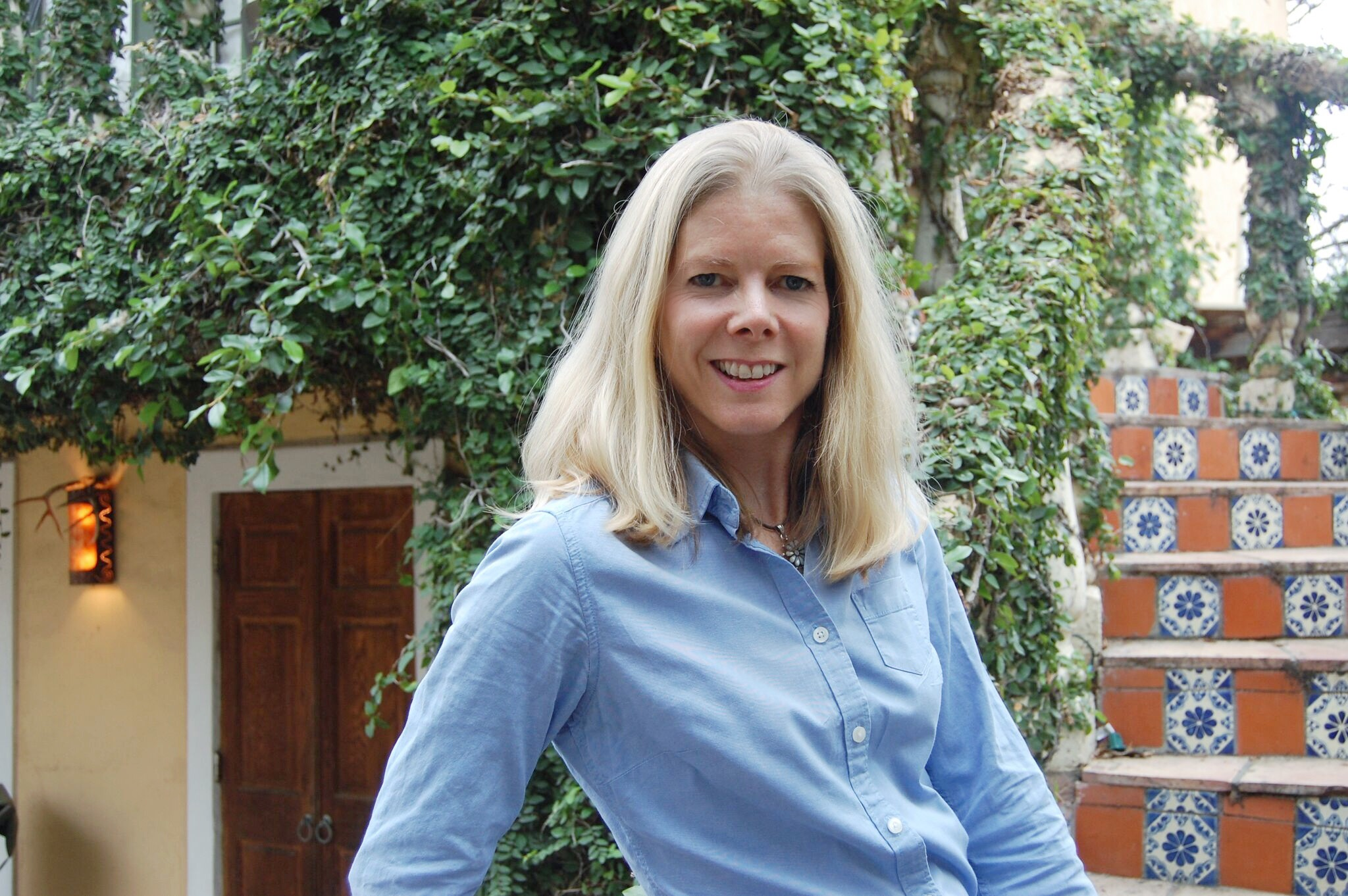 Suzanne Franks, Founder of HapPea Fries