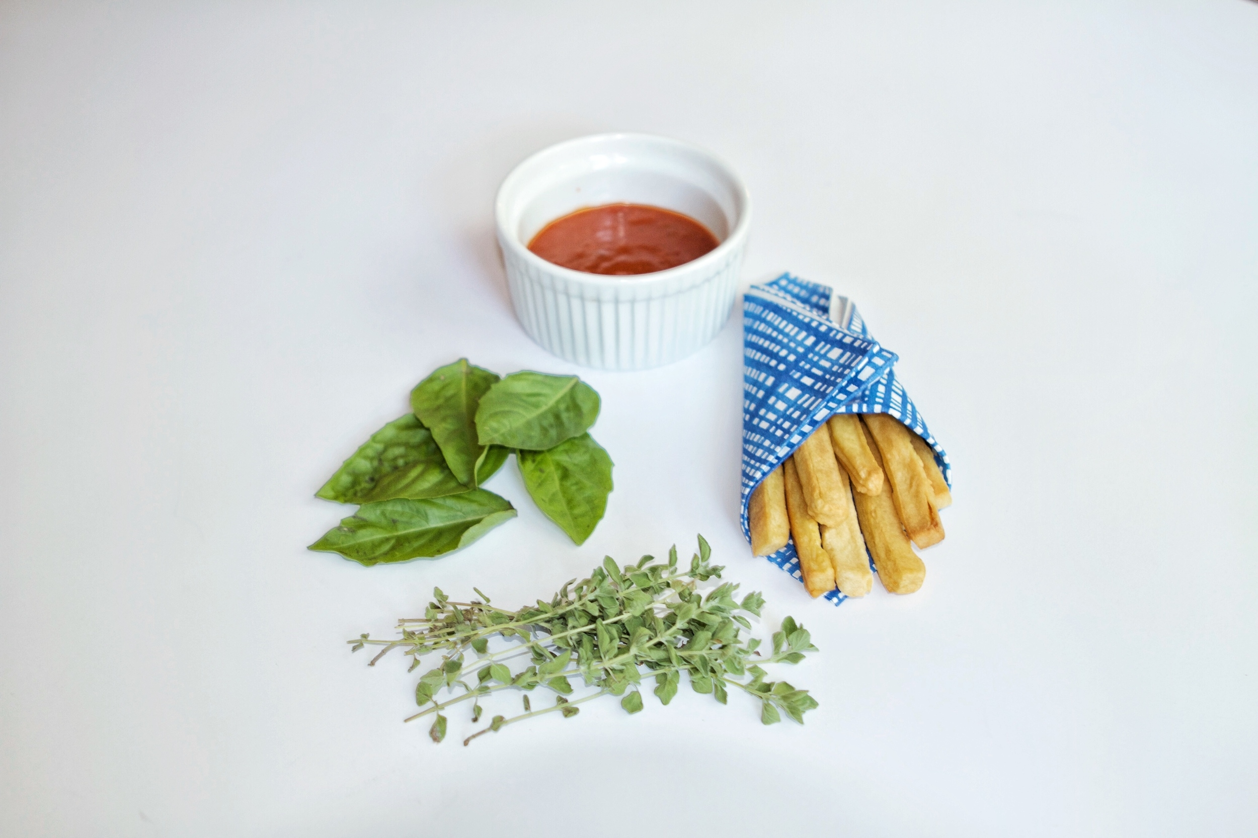 IMG_5046_Marinara Faded in Background with Herbs and Fries in Foreground.jpg