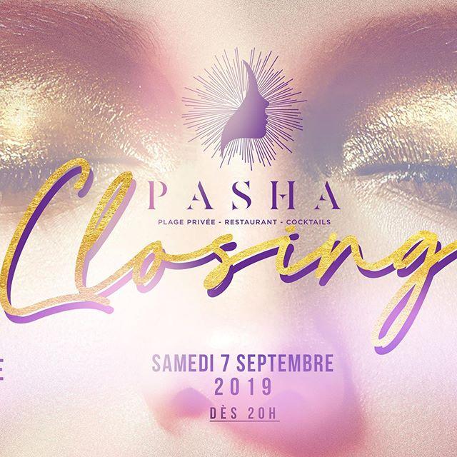 C'est la rentrée 🖊📖 ! Mais ce samedi c'est notre dernière soirée ! Closing du Pasha Plage avec brasucade offerte à l'apero et pour la musique Greg Delon & Yousk #pashaplage #narbonne #gruissan #beachlife #closing2019