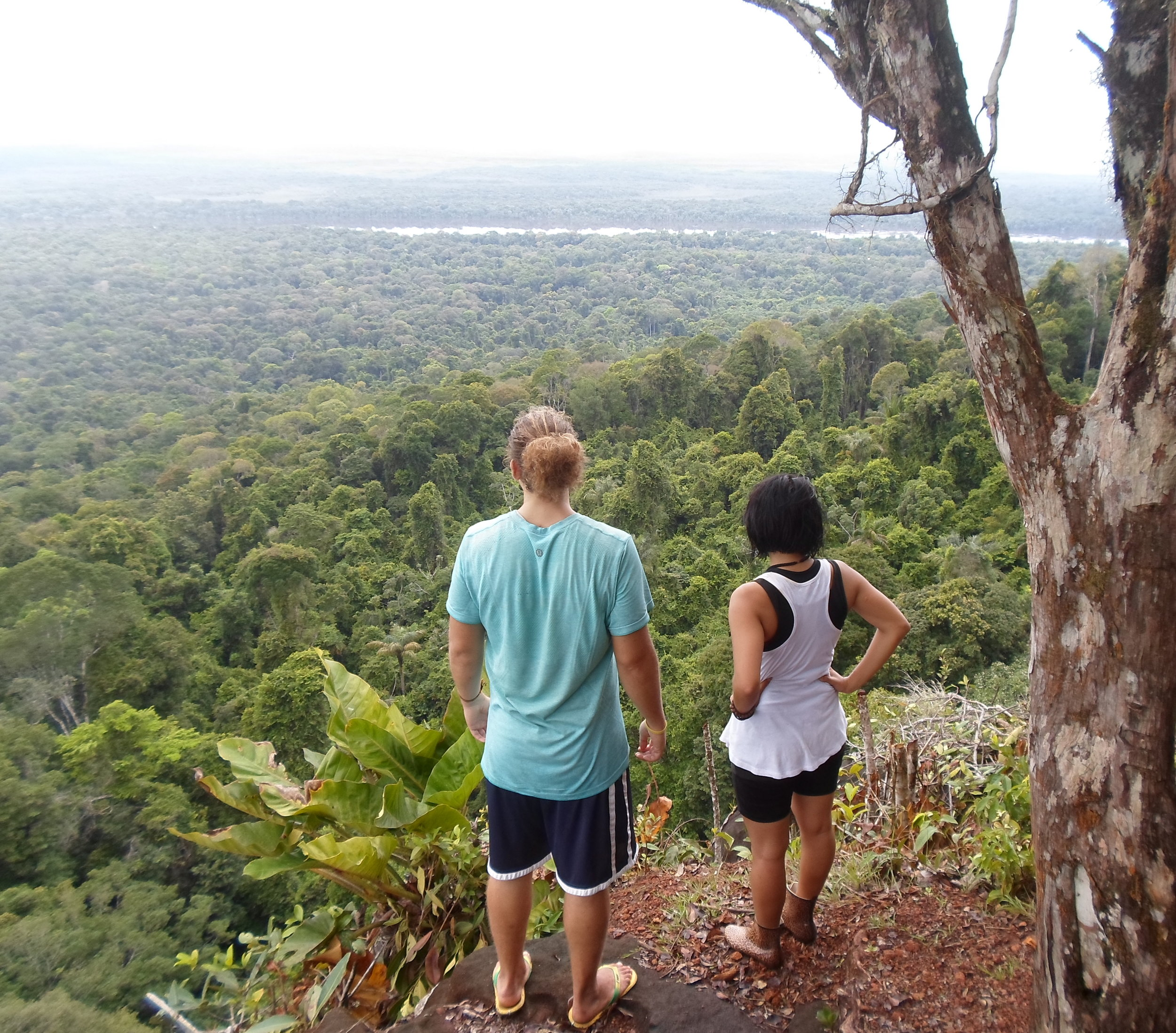 The feeling of the Guyanese jungle stays with you long after you leave