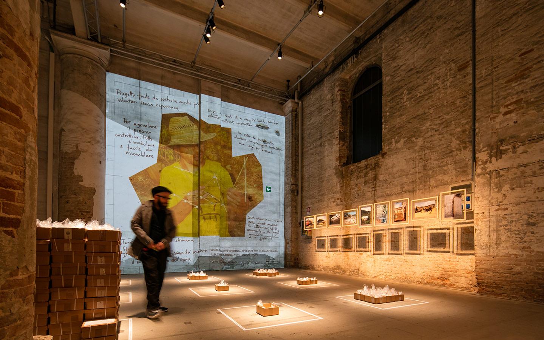 Recursos Oscuros_Dark Resources / La Biennale di Venezia / ©Lorena Darquea