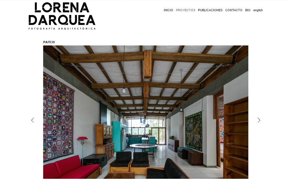Casa Patch, Lorena Darquea