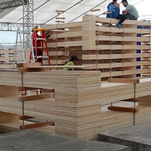 Pabellón Alemán HIII      German Pavilion HIII     Quito  -E  cuador