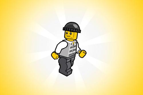 LEGO CITY ON PATROL Loading Screen