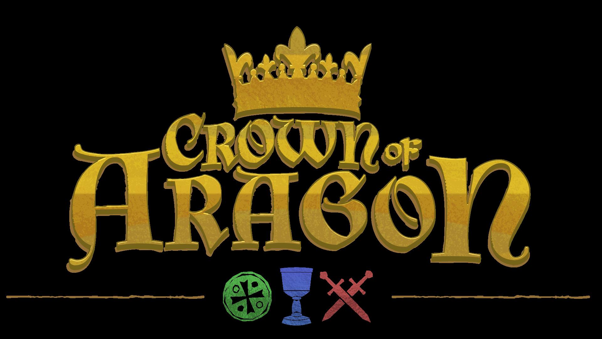 CROWN OF ARAGON Logo Design