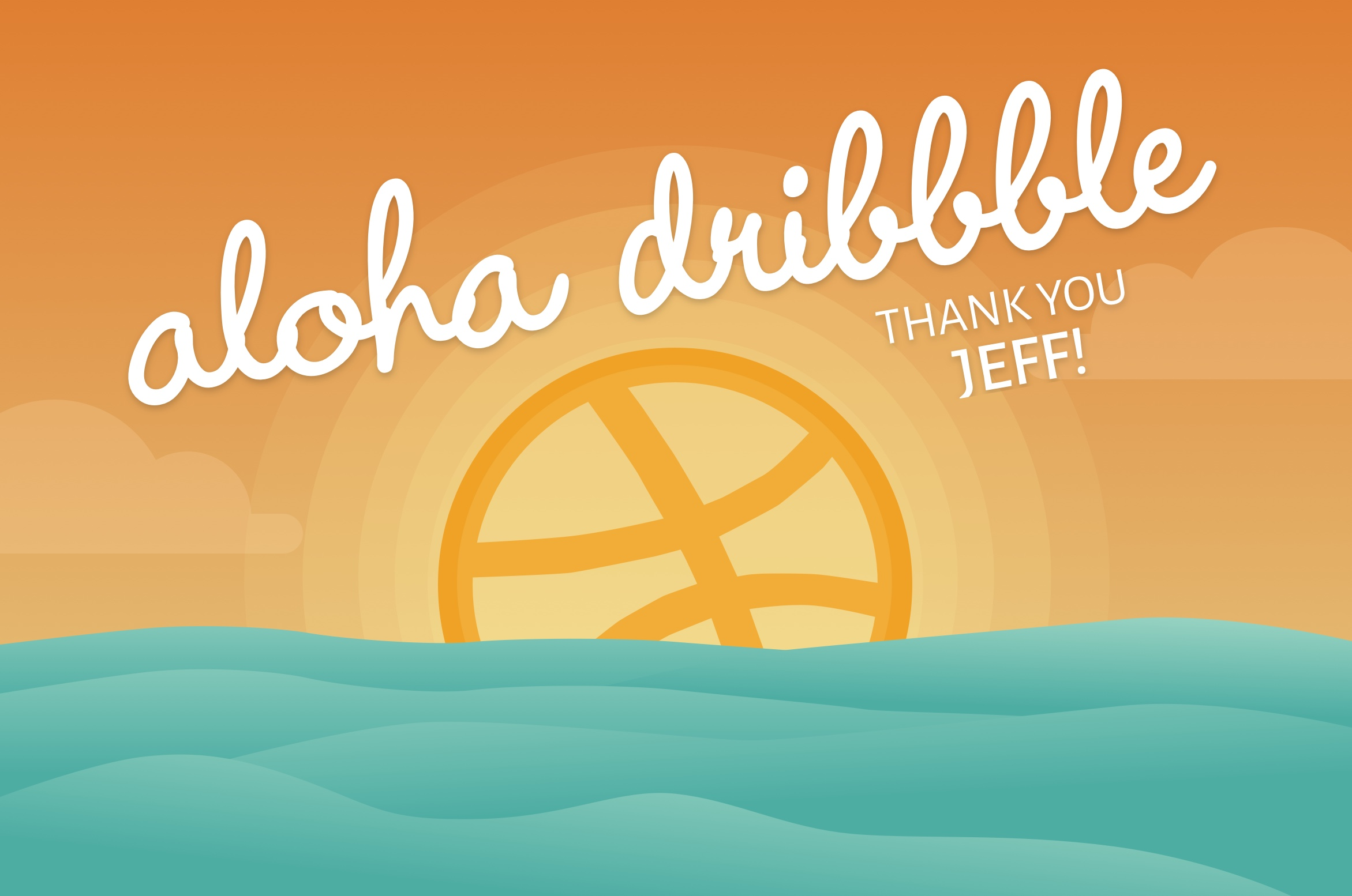 First Shot - Just started my Dribbble journey. Check it! dribbble.com/tifchang