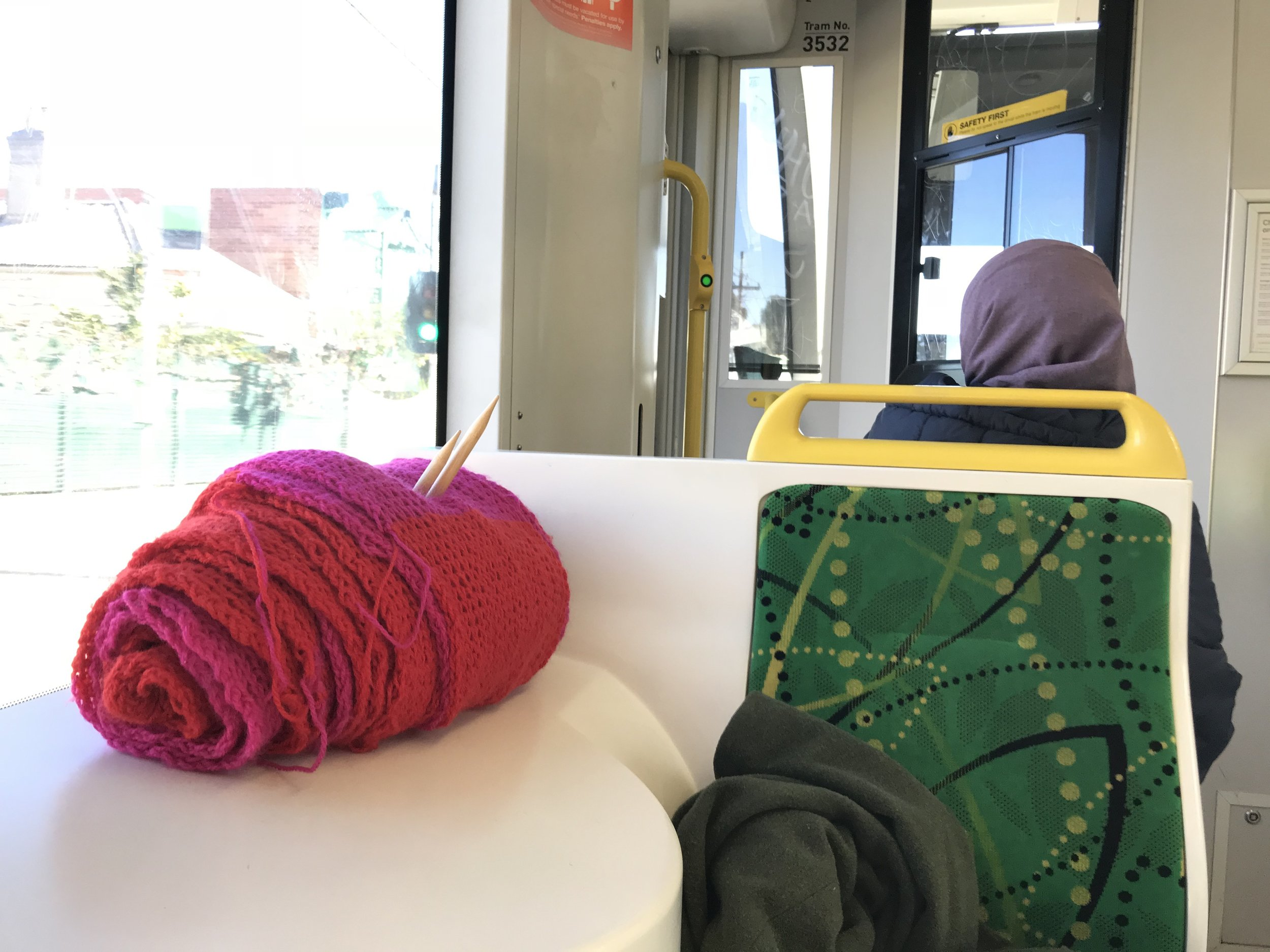 """By-Product"" on Tram 