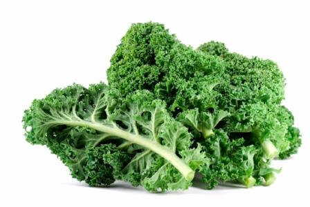 Kale: Scott Keppel's Top 10 Healing Foods