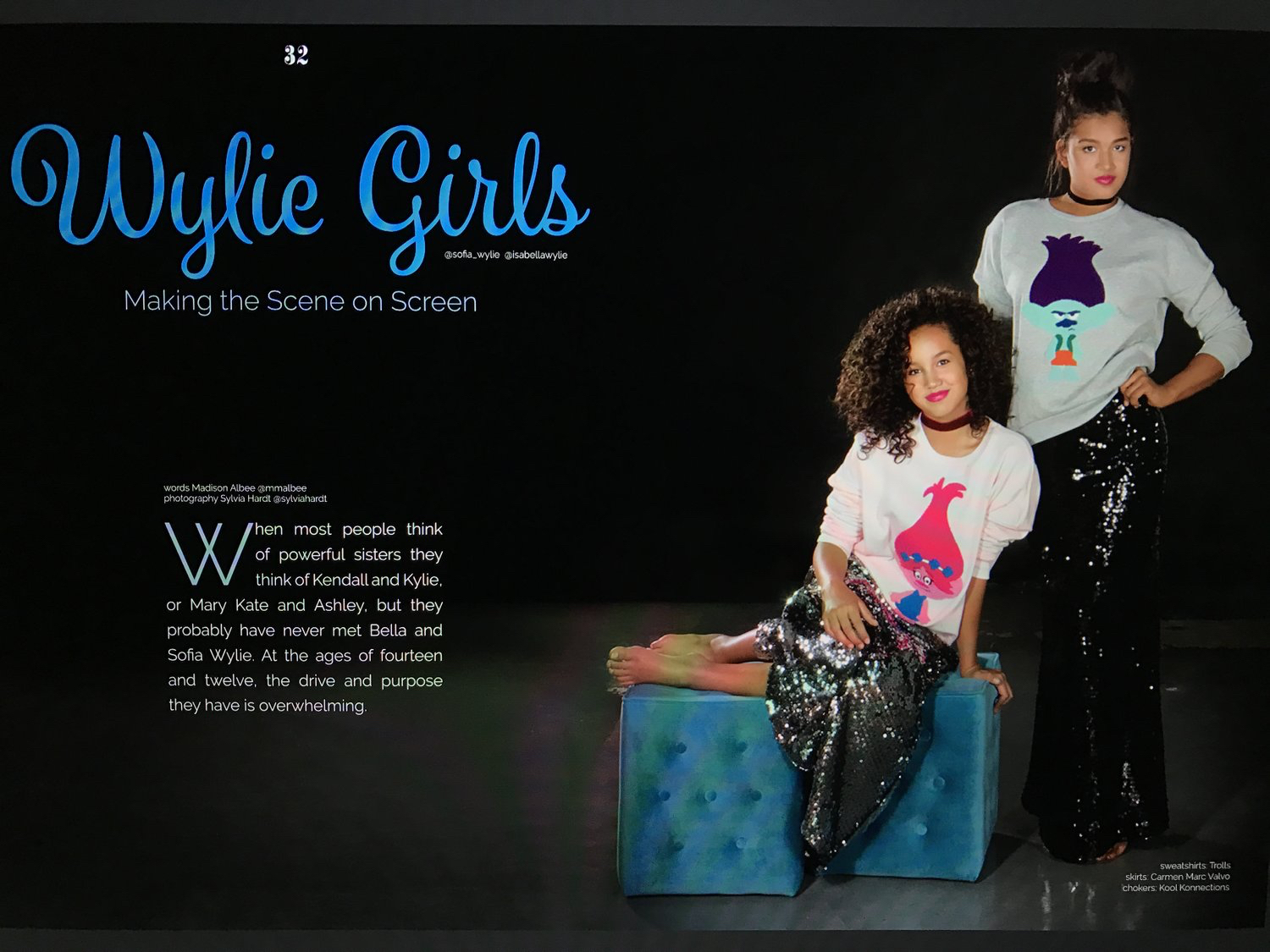 Wylie Sisters Cover