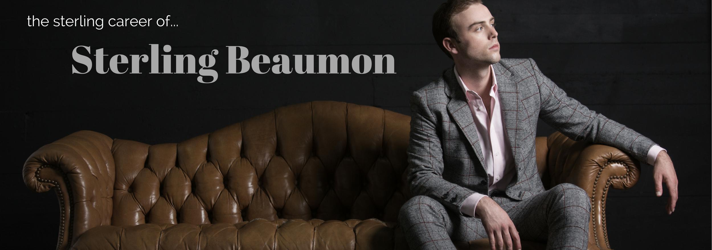 Luca Magazine Teaser Sterling Beaumon