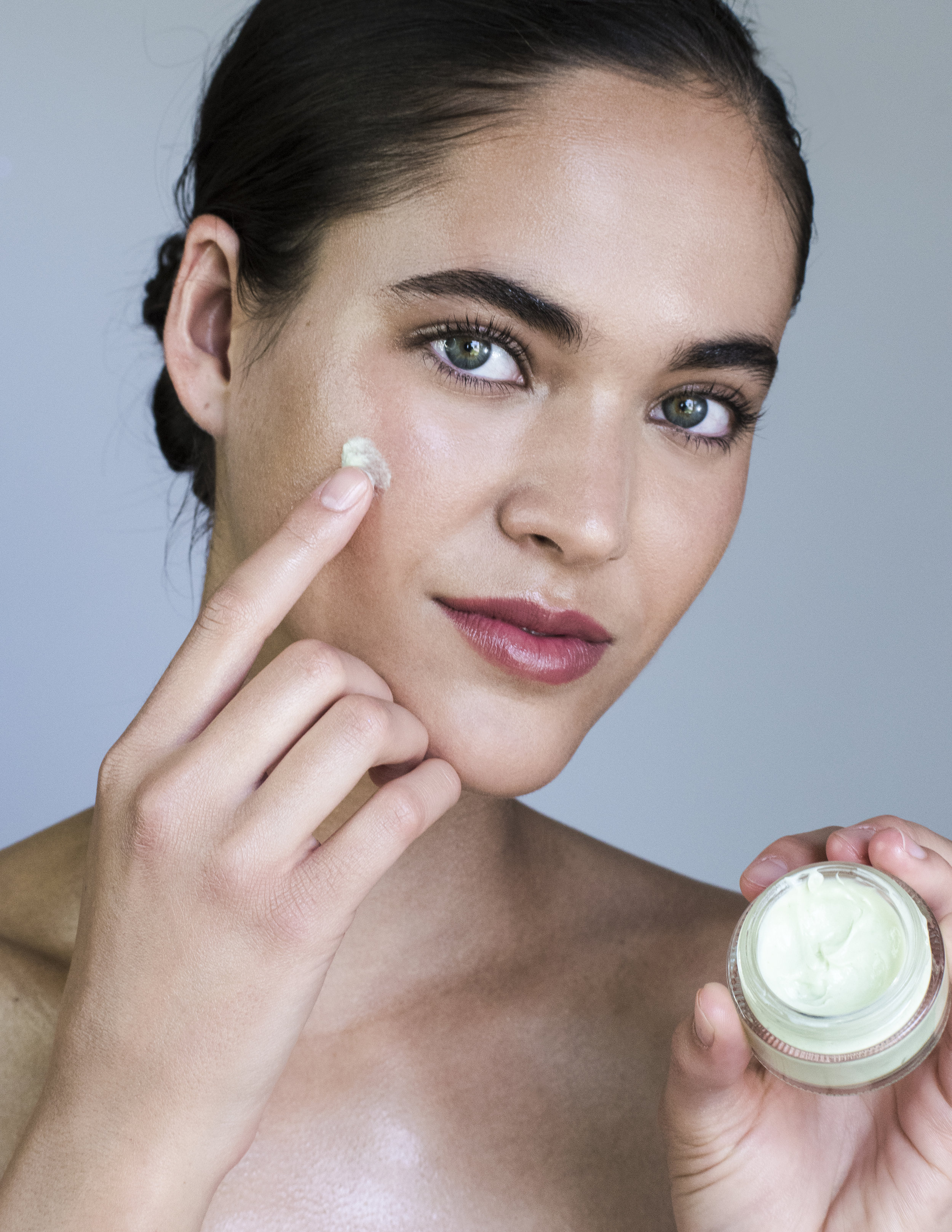 4. Spot Treat - Don't squeeze any pimples that come to play, zap them with a dab of spot treatment instead. Banish: Breakouts and Blemishes makes them all but disappear in front of your eyes!
