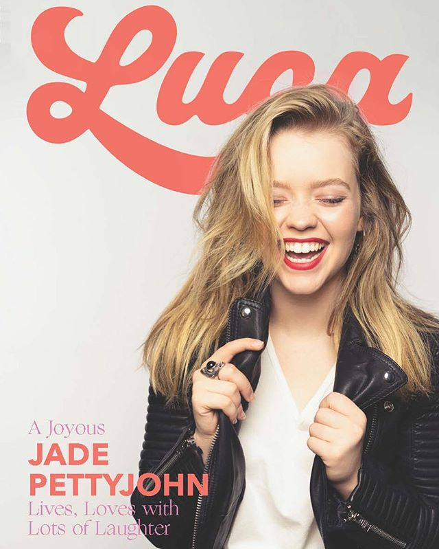the beautiful Jade Pettyjohn graces our newest cover| link in bio now to find out how she lives an artful life photographer | @remytortosa stylist | @annedmy make-up | @eringuthmakeup hair | @hairbydarbie words | @thedanlarsen