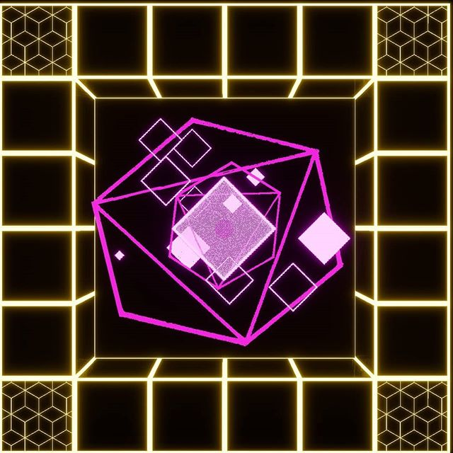 "Collect.Call ""Thank you for using our trans-dimensional service, if you'd like to make another call please dial now."" Super Cubiform (Alpha) ------------ #nofilter #everyday #3d #retro #80s #vfx #UE4 #unreal #video #game #indie #grid #color #sacred #geometry #platformer #gateway #purple #gold #new #square"