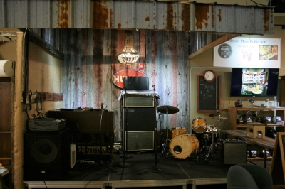 Highlander Music Stage