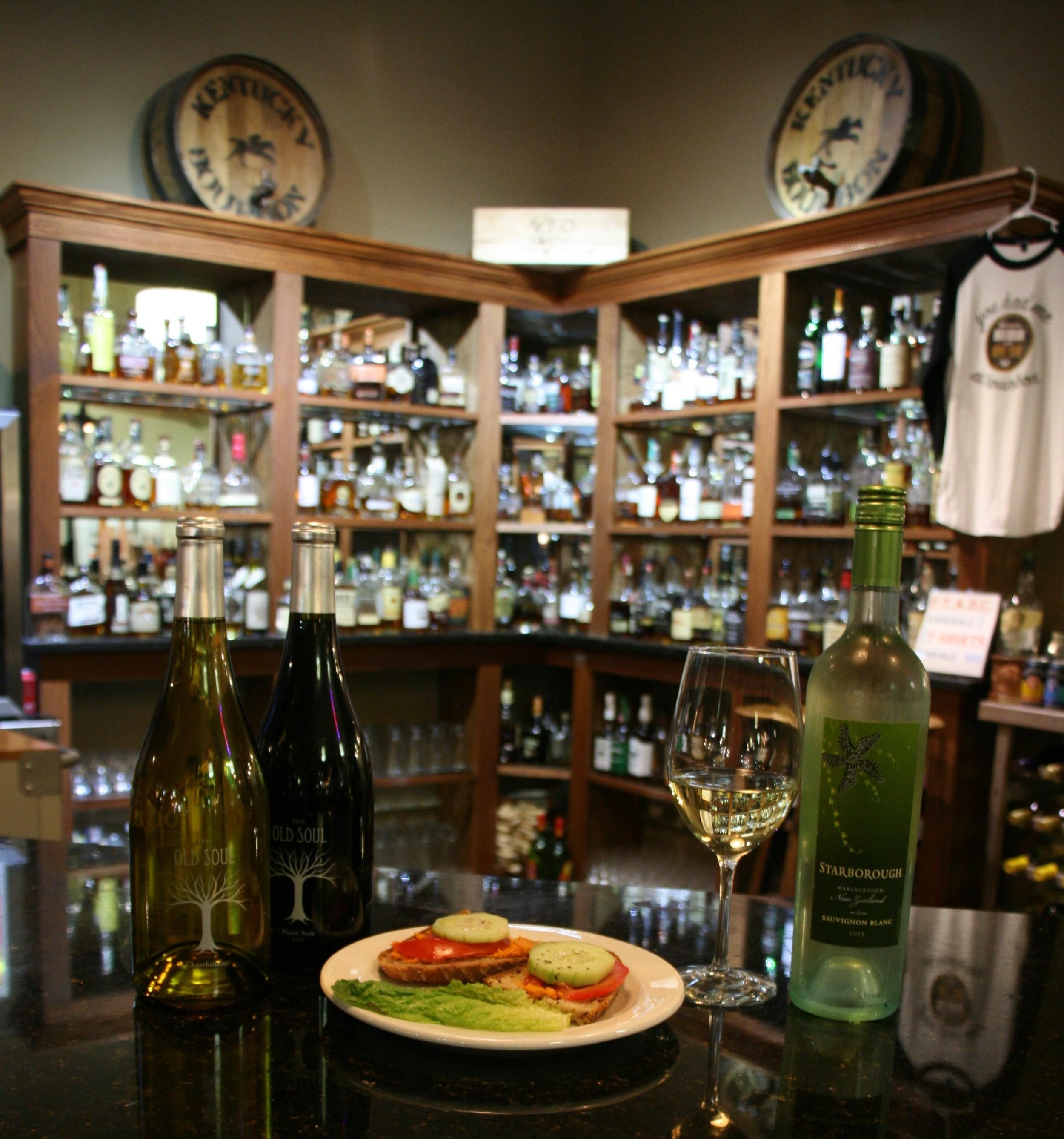 Think FRESH !! Blue Oven Bakery Bread, Neltner's Farm Fresh Tomato & Cucumber along w/ roasted red pepper humus !!!