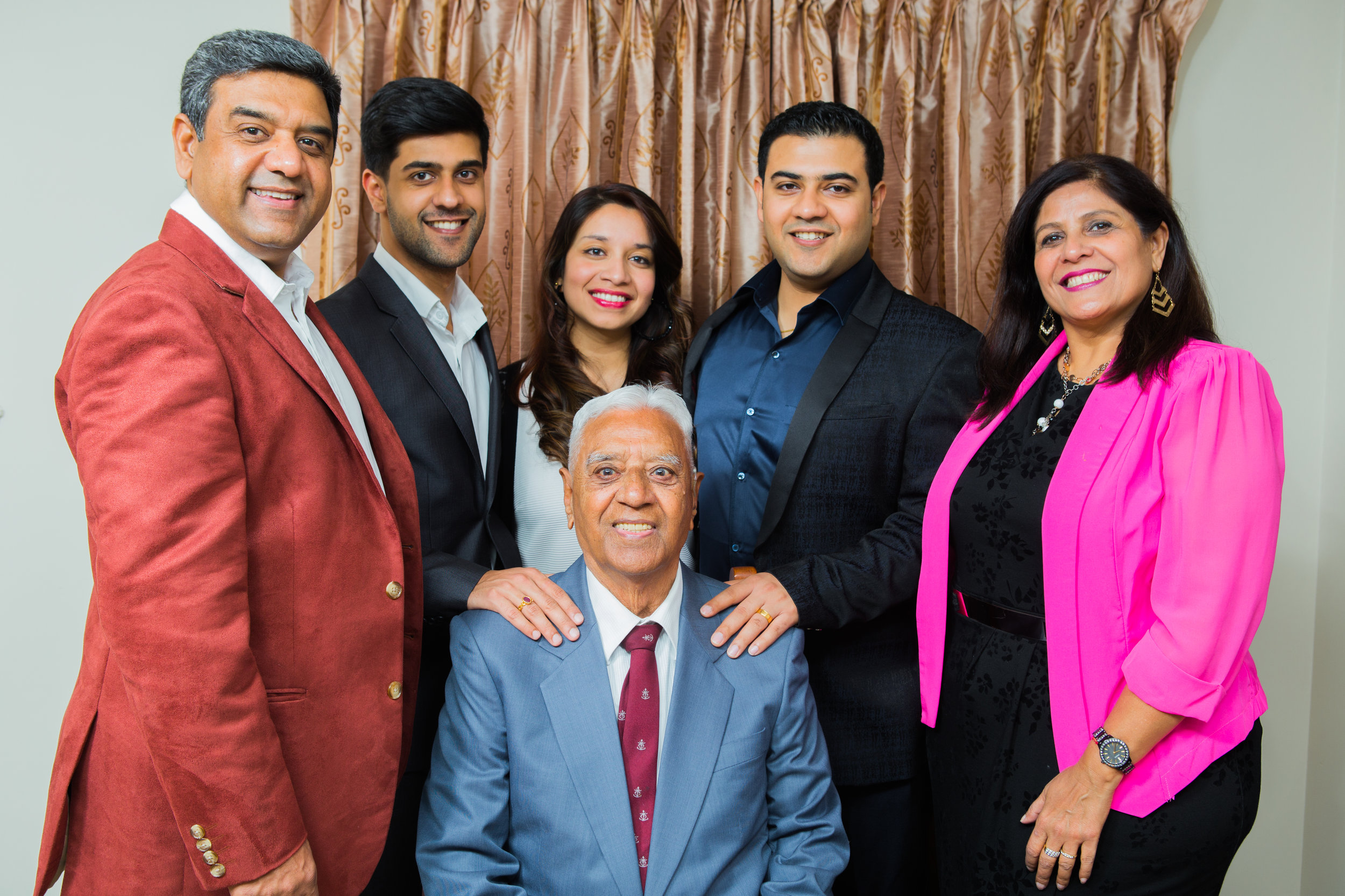 BHATIA'S - FAMILY PORTRAITS