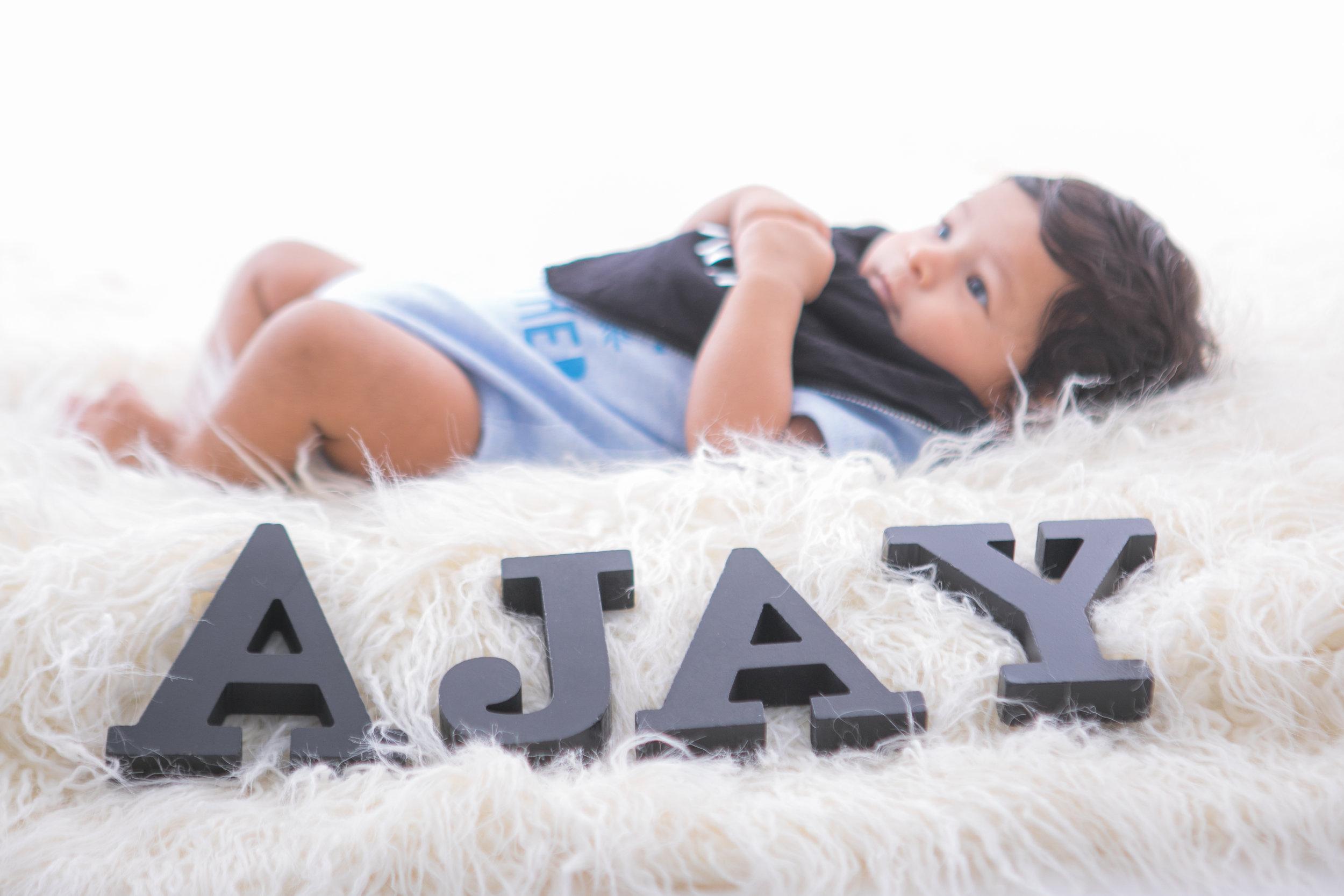 AJAY - BABY SHOOT